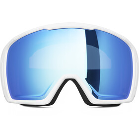 Sweet Protection Clockwork RIG Reflect BLI Goggles Heren, wit/blauw
